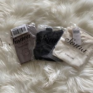 Soma hipster panty lot of 3